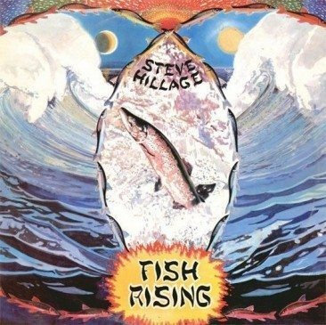 The Solo Debut Of Steve Hillage, 'Fish Rising'