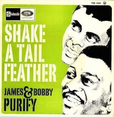 Double Dynamite From James & Bobby Purify