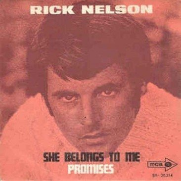 Rick Nelson Sings Bob Dylan