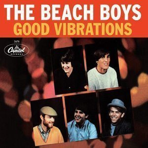 The Beach Boys Good Vibrations Single Artwork - 300