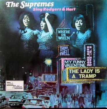 The Supremes Do The Musicals