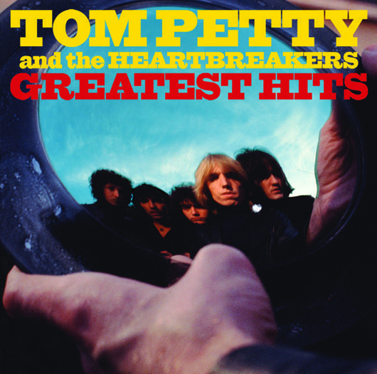 Tom Petty And The Heartbreakers Greatest Hits Album Cover