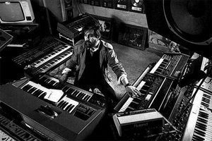 Vangelis In The Studio - 300