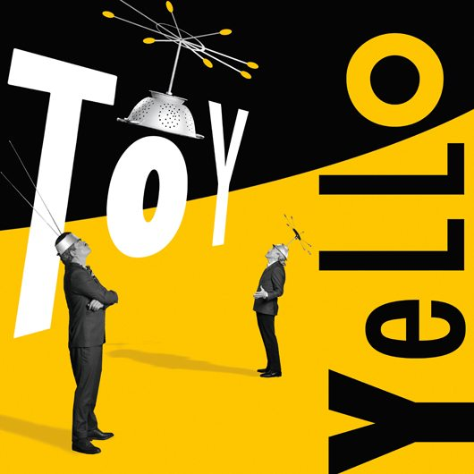 Yellow Toy Album Cover - 530