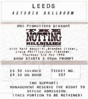 nottinghillbillies ticket