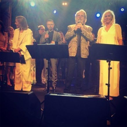 ABBA on stage [2016-06-05] - 530
