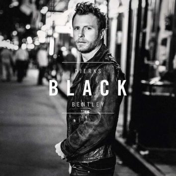 Black album Dierks Bentley