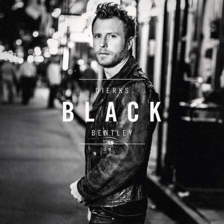 Black album Dierks Bentley