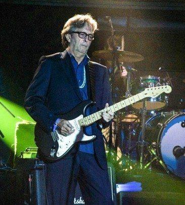 Eric Clapton's Health