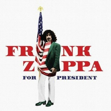 New Zappa Releases Get Our Vote