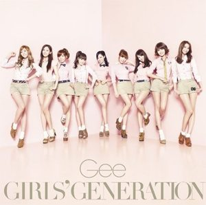 Girls' Generation Gee Single Artwork - 300