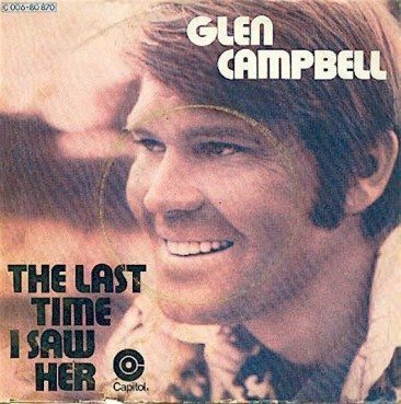 When Glen Campbell Sang Gordon Lightfoot