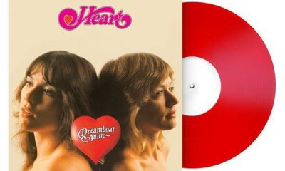 Heart Dreamboat Annie Red Vinyl D2C - 530