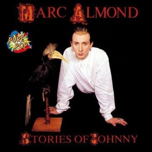 Marc Almond Stories Of Johnny Album Cover - 530 - with logo