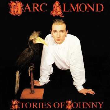 Marc Almond Stories Of Johnny album cover