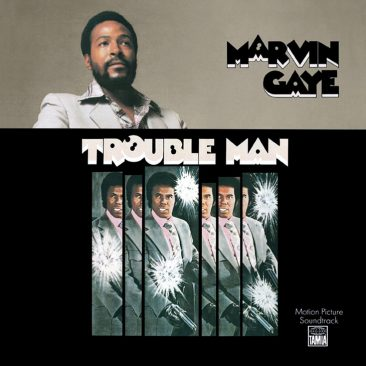 reDiscover Marvin Gaye's Blaxploitation Soundtrack, 'Trouble Man'