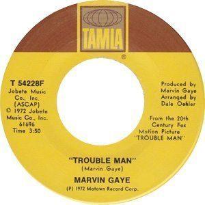 Trouble man single