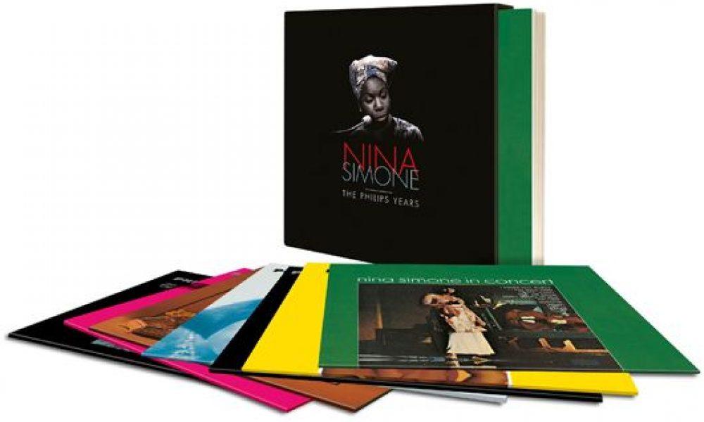 Nina Simone Philips Years Exploded Packshot 530