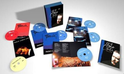 Paolo Conte Live Collection Exploded Packshot - 530