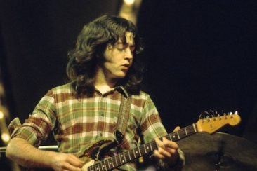 Remembering The Great Rory Gallagher