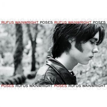 Rufus Wainwright Poses Album Cover - 530