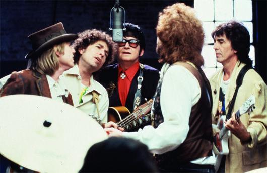 Traveling Wilburys The Billion Dollar Quintet Udiscover