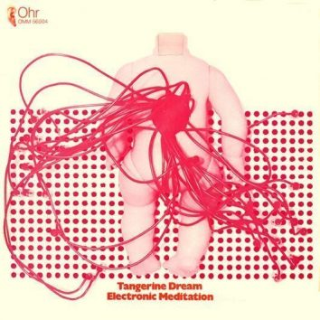 Tangerine Dream Electronic Meditation Album Cover - 530