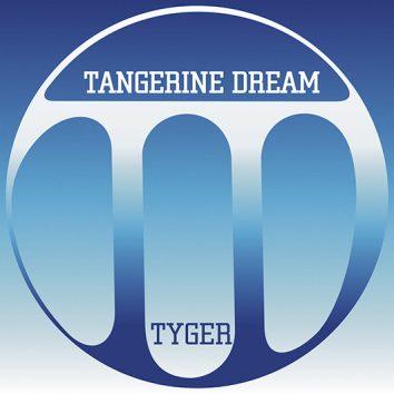 Tangerine Dream Tyger Album Cover (William Blake)