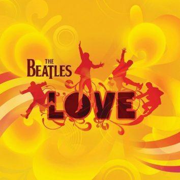 The Beatles Love Album Cover - 530