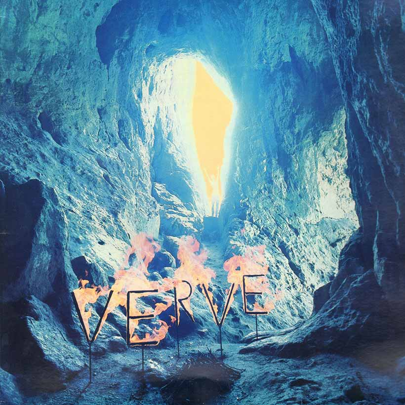 The Verve A Storm In Heaven Album Cover web optimised 820