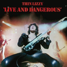 Thin Lizzy Live And Dangerous