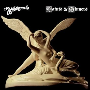 Whitesnake Saints and Sinners Album Cover - 530