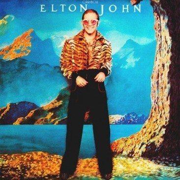 Elton John's Rocky Mountain Way With 'Caribou'
