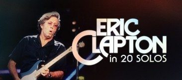 Eric Clapton In 20 Solos