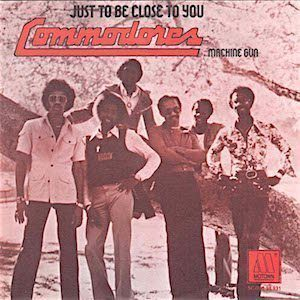 just to be close to you commodores