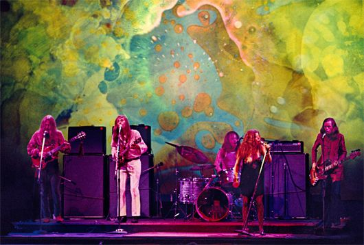 Big Brother And The Holding Company Photo