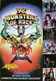 Monsters Of Rock