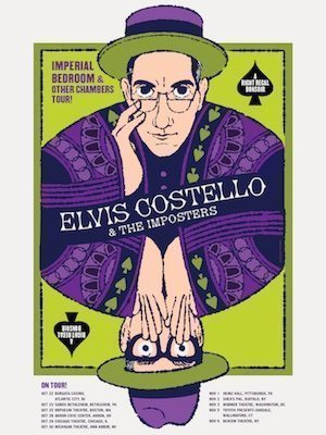 Costello bedroom tour