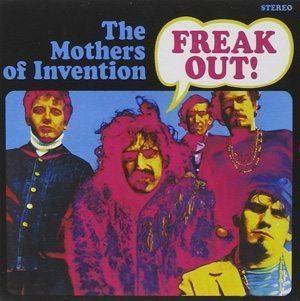 Frank Zappa Freak Out Album Cover - 300