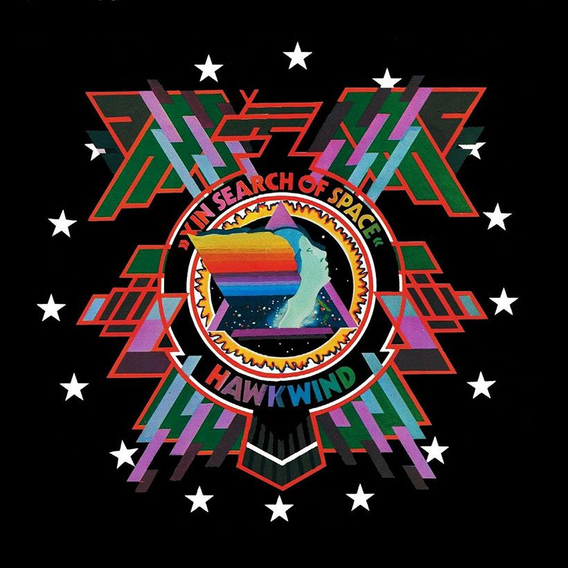 Hawkwind In Search Of Space album cover web optimised 820