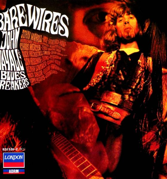 John Mayall Bare Wires Album Cover web optimised 820