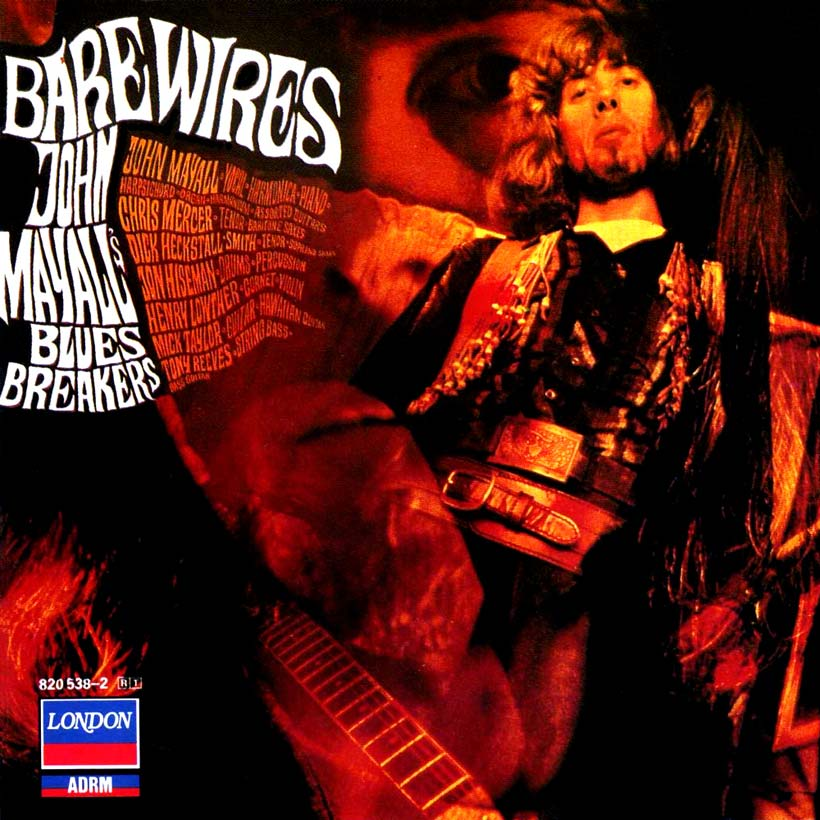 'Bare Wires': John Mayall And The Bluesbreakers' Genre-Hopping Classic