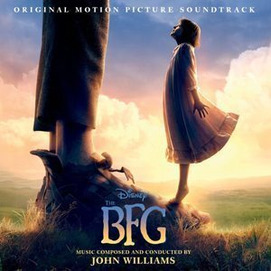 John William The BFG Album Cover - 300