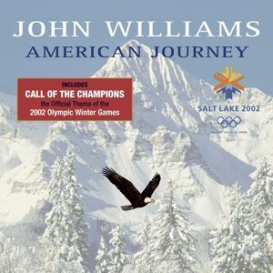 John Williams American Journey Album Cover - 300