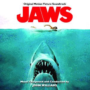 John Williams Jaws Album Cover - 300