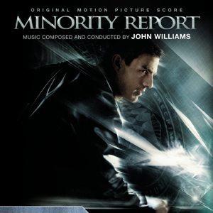 John Williams Minority Report Album Cover - 300