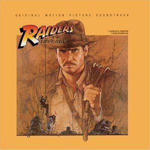 John Williams Raiders Of The Lost Ark Album Cover - 300