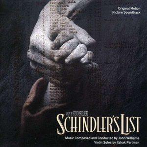 John Williams Schindler's List Album Cover - 300