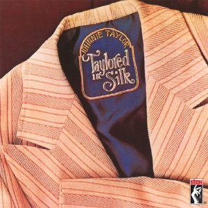Johnnie Taylor Taylored In Silk Album Cover
