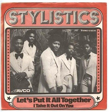 Stylistics Put It All Together